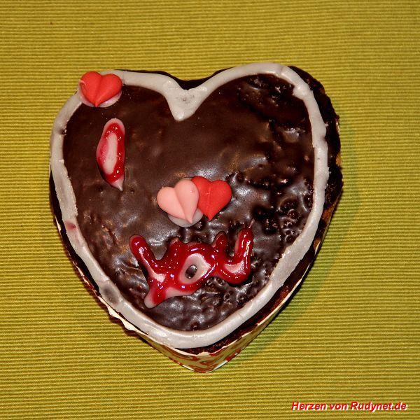 Kuchen-Herz