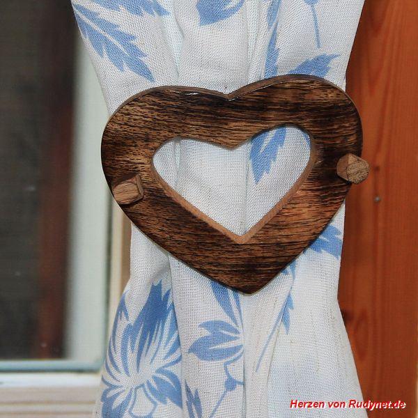 Vorhang-Herz
