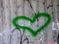 Grafitti-Herz
