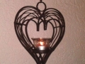 Leuchter-Herz