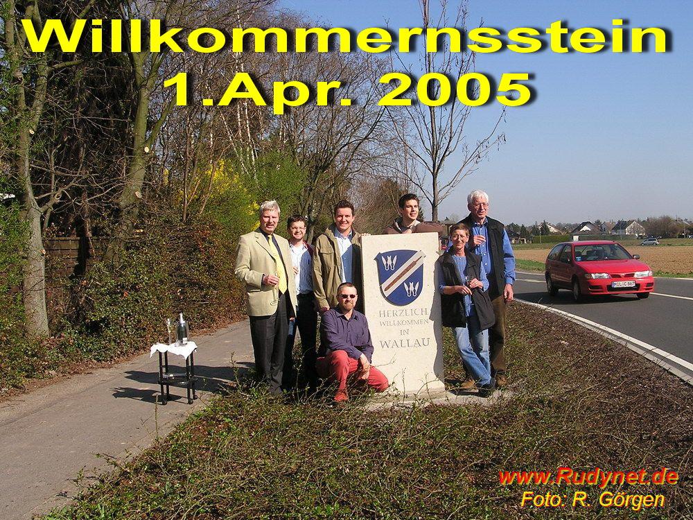 2005-04-01Willkommernsstein