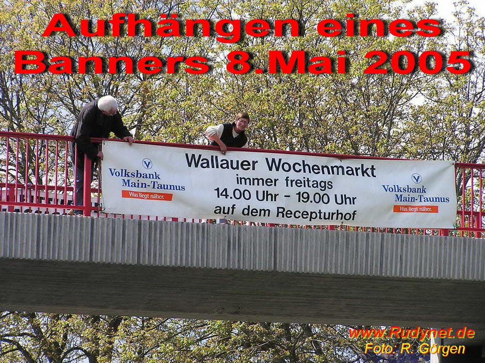 2005-05-08 Transparent Wochenmarkt