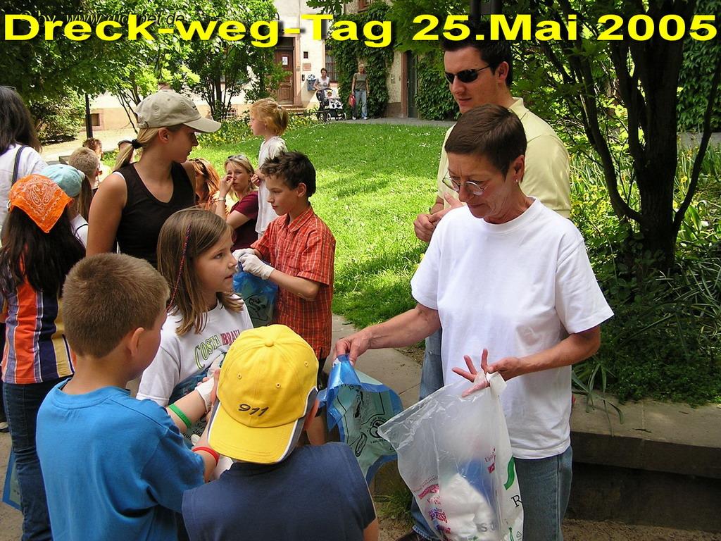 2005-05-25 Dreck weg Tag