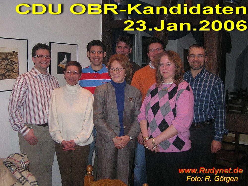 2006-01-23 OBR-Wahl-Kandidaten