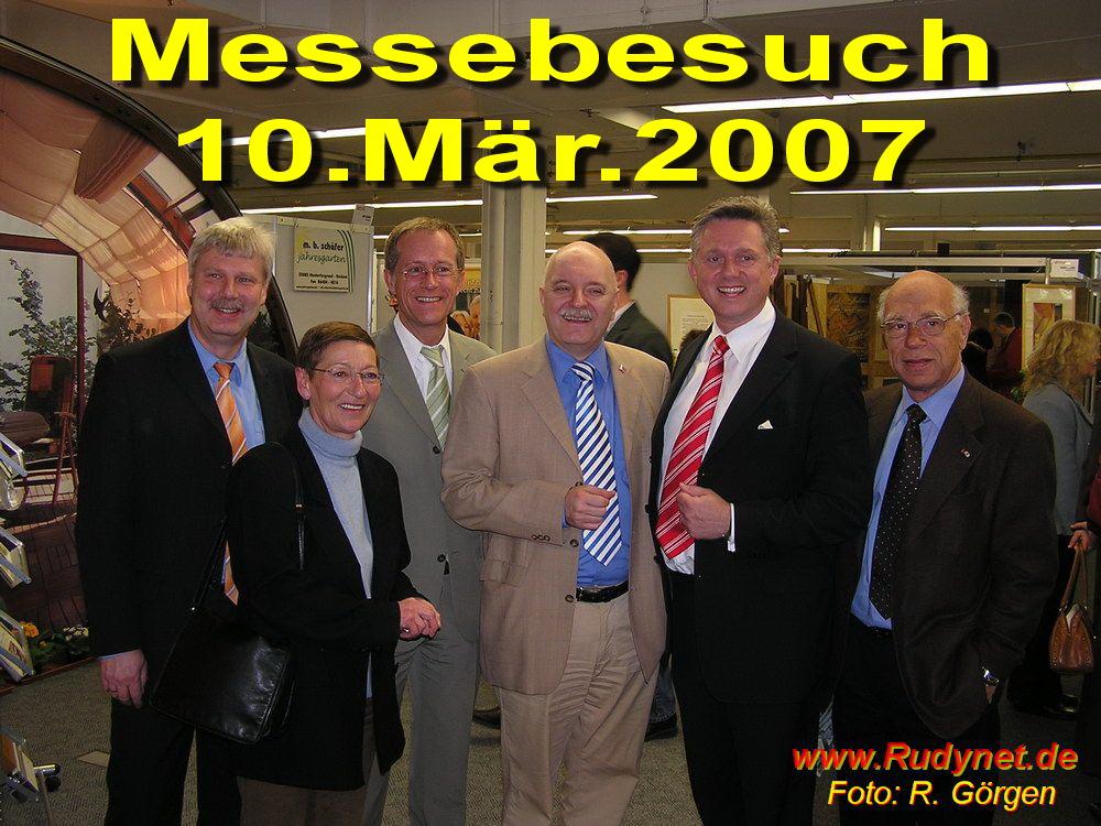 2007-03-10 Messebesuch mit Marschal