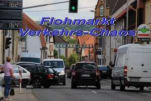 flohmarkt verkehrs chaos rudynet. Black Bedroom Furniture Sets. Home Design Ideas